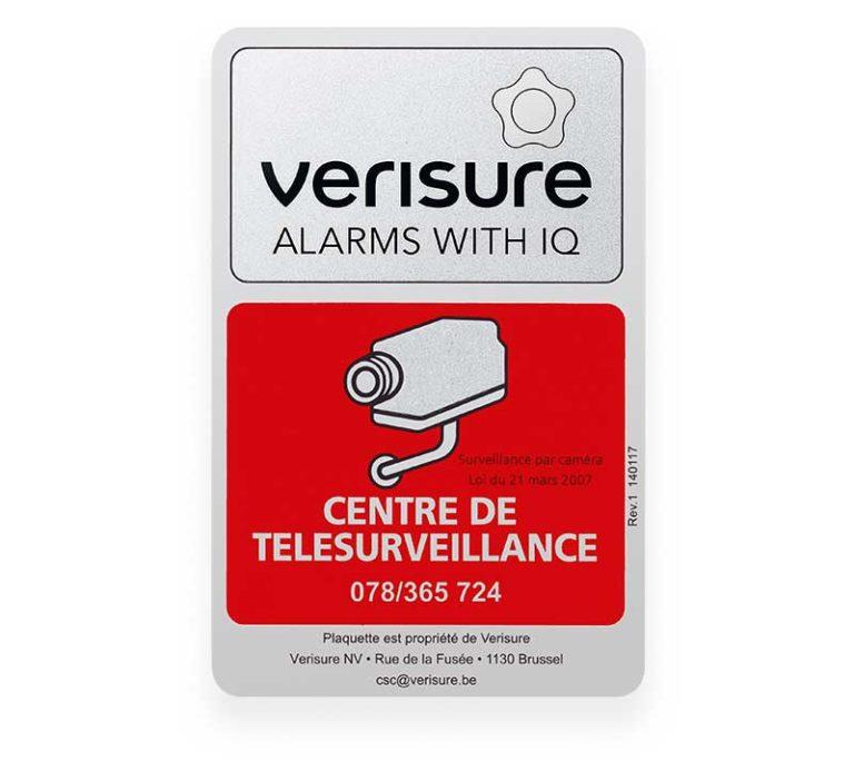 alarme cambriolages plaquette