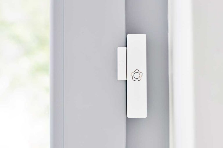 alarme sans fil draadloos alarmsysteem