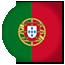 Accès au site portugais