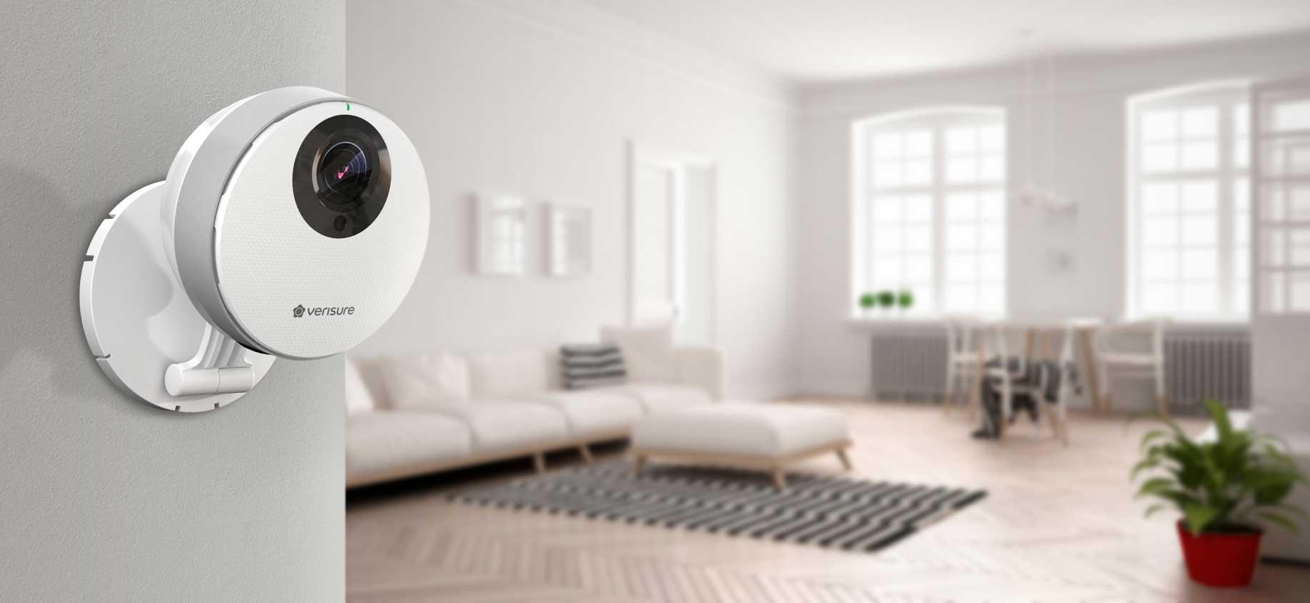 camera de surveillance verisure