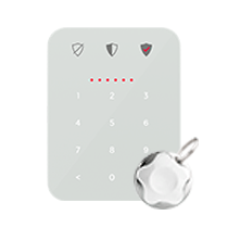clavier alarme sans fil